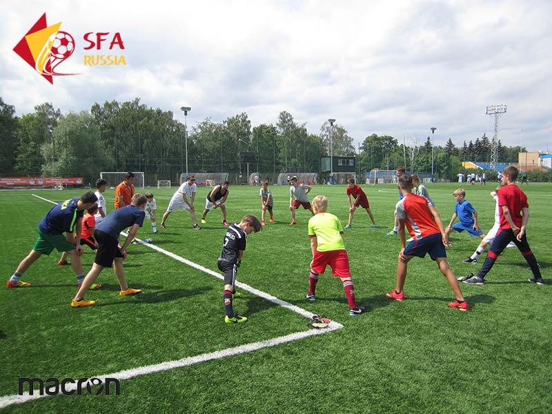 Тренировки SFA 2016 в Москве